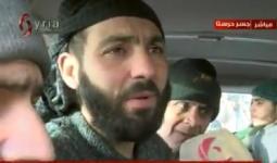 المعارضة في الغوطة الشرقيّة تُطلق سراح لاجئ فلسطيني