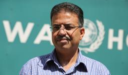 المستشار الاعلامي لوكالة الأونروا عدنان أبو حسنة