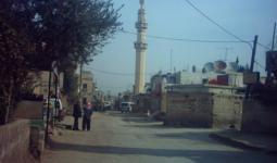 صورة أرشيفية لأحد أحياء مخيم خان دنون