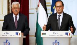 الرئيس الفرنسي: التسارع في حركة الاستيطان وجد غطاءً قانونياً