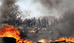 صورة أرشيفية من احتجاجات سابقة