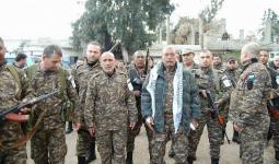 القوّة الأمنيّة في البداوي تُسلّم المدعو