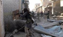 مخيم اليرموك: معارك متقطقة بين