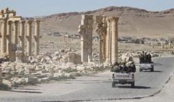 قوات الجليل في سورية تنعي أربعة مقاتلين قضوا معارك تدمر (أرشيفية)
