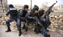 اشتباكات بين الأجهزة الأمنيّة ومسلحين في مخيم جنين واعتقال العشرات