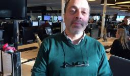 عبده الأسدي ..صحفي فلسطيني سوري في هولندا