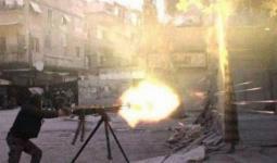 اشتباكات في مخيم اليرموك- من الأرشيف