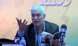 الشاعر الفلسطيني أحمد دحبور