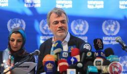مدير عام عمليات الأونروا في قطاع غزة بو شاك