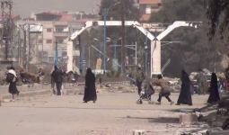النظام يُمهل اللجنة السياسية المفاوِضة عن جنوب دمشق مدة 24 ساعة بتنفيذ مطالبه (أرشيفية)