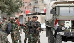 اعتقال شاب من أبناء مخيّم خان الشيح في طريق عودته الى المخيّم