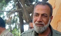 اللواء منير المقدح قائد قوات الأمن الوطني الفلسطيني