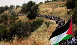 اللجنة الدوليّة لمسيرة العودة الكُبرى تدعو كافة القوى في العالم لدعم وحماية المسيرة