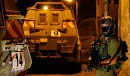 حملة اقتحامات واعتقالات بالضفة المحتلة تطال مخيمات عسكر وبلاطة وعايدة والعروب