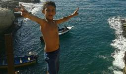 الطفل الفلسطيني خالد الشبطي