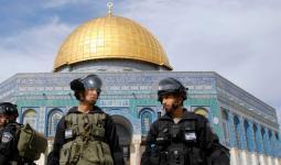 استنفار في صفوف الفلسطينيين بالمسجد الأقصى