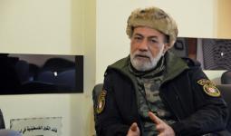 اللواء منير المقدح قائد القوة الأمنيّة المشتركة في لبنان ونائب قائد الأمن الوطني