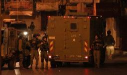اعتقال شاب في اقتحام مخيّم شعفاط للاجئين