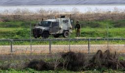 قوات الاحتلال تُطلق النار جنوبي قطاع غزة وتعتقل شابين