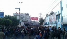 مواجهات وتظاهرات طلابيّة في فلسطين المحتلة