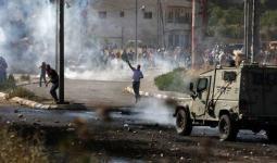 مواجهات في الضفة المحتلة خلال حملة اقتحامات وتمشيط