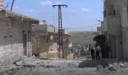 إصابة ثلاثة لاجئين على جبهات القتال في سورية