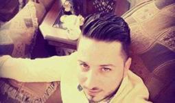 الشهيد ساري أبو غراب الذي استشهد قرب مستوطنة