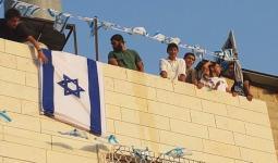 خلال اقتحام المستوطنين للمنزل قرب الحرم الإبراهيمي