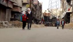 معبر العروبة _ ارشيف