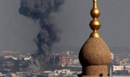 حصيلة يوم من العدوان الصهيوني على قطاع غزة
