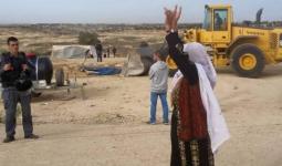 جرافات الاحتلال تهدم قرية العراقيب المحتلة للمرة 105 على التوالي