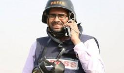 الصحفي جهاد بركات