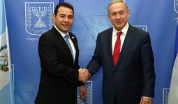 غواتيمالا تنقل سفارتها إلى القدس المحتلة في ذكرى النكبة.. والتعاون الإسلامي تُدين الخطوة