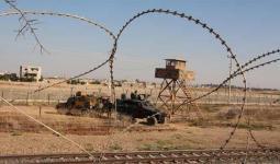 لاجئة فلسطينية تصاب خلال محاولتها عبور الحدود التركية