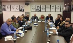 فصل الاتحاد العام للكتاب والأدباء الفلسطينيين في لبنان عن اتحاد الصحافيين