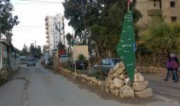 مدخل مخيم البداوي