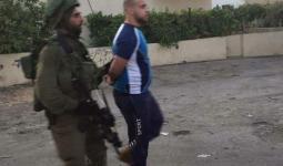 فلسطين المحتلة- خلال اقتحام قوات الاحتلال مخيّم الفارعة للاجئين