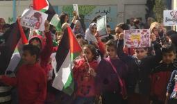 أطفال مخيّم البداوي يدعون لمقاطعة البضائع الداعمة للاحتلال