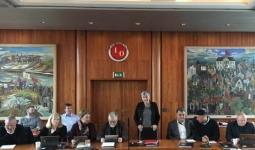 لقاءٌ جَمع بين اتحاد نقابات عمّال فلسطين والاتحاد العام لنقابات عمّال النرويج