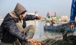الاحتلال يُؤجل قرار توسيع رقعة الصيد المسموح بها ليومين في غزة
