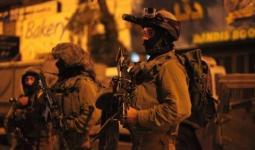 اقتحامات قوات الاحتلال ومستوطنين في مناطق بالضفة المحتلة
