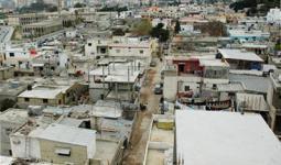 تسليم مطلوب في مخيم البص للاجئين
