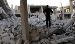 قصف واشتباكات في مناطق تقطّنها عائلات فلسطينية في سورية