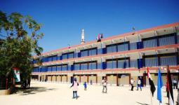 وكالة الغوث تفتتح مدرسة دلاتا وبيت جبرين في سورية