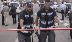 إصابة 4 مستوطنين بعملية طعن في