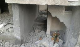 هاون ورشاشات ثقيلة تستهدف مخيّم درعا وحركة نزوح ضئيلة للأهالي