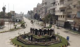 إلى الرقة.. أبو فرامة الأمير السابق لداعش وأكثر من 18 عنصرا يخروجون من جنوب دمشق