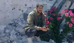 اللاجئ الفلسطيني باسل خليل المصري