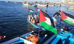 أول رحلة بحريّة من ميناء غزة نحو العالم لكسر الحصار