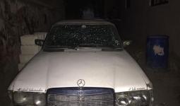 أضرار في بعض السيارات جرذاء الانفجار